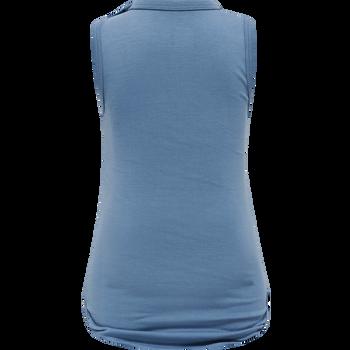 HMLCHERRY BODY S/L, COPEN BLUE, packshot