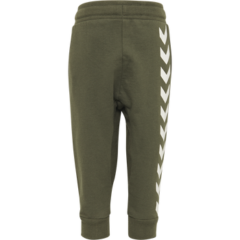HMLAPPLE PANTS, OLIVE NIGHT, packshot