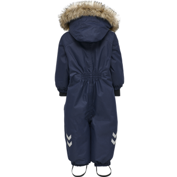 hmlMOON SNOWSUIT, BLACK IRIS, packshot