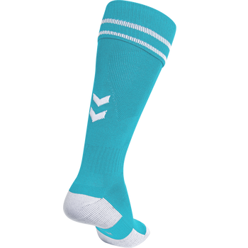 ELEMENT FOOTBALL SOCK , SCUBA BLUE, packshot
