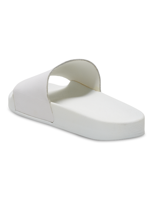 POOL SLIDE, WHITE, packshot