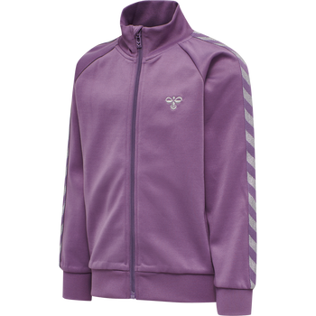 HMLKICK ZIP JACKET, CHINESE VIOLET, packshot