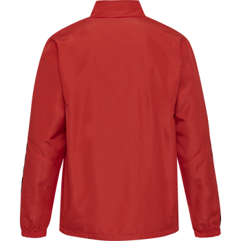 hmlAUTHENTIC KIDS MICRO JACKET, TRUE RED, packshot
